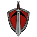 Sword and Shield Decal TR
