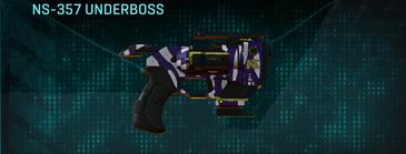 Vs zebra pistol ns-357 underboss
