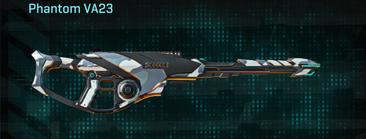 Esamir ice sniper rifle phantom va23