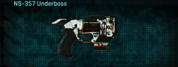 Forest greyscale pistol ns-357 underboss