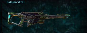 Amerish forest battle rifle eidolon ve33