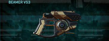 Indar scrub pistol beamer vs3