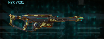 India scrub scout rifle nyx vx31