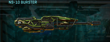 Jungle forest max ns-10 burster