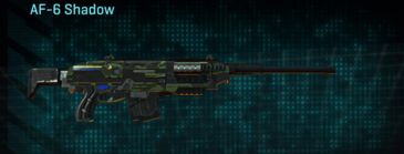 Amerish forest v2 scout rifle af-6 shadow
