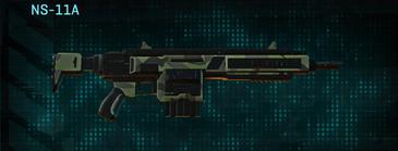 Amerish scrub assault rifle ns-11a
