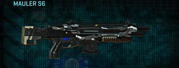 Indar dry brush shotgun mauler s6