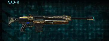 Indar dunes sniper rifle sas-r