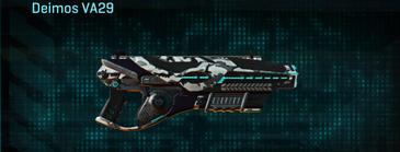Forest greyscale shotgun deimos va29