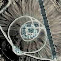 J908 Impact Site