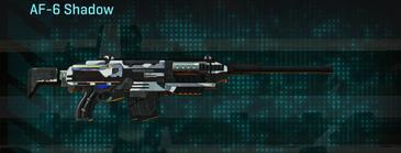 Esamir ice scout rifle af-6 shadow