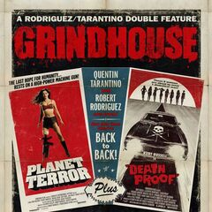 Grindhouse poster.