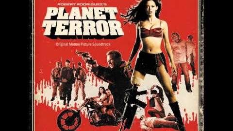 Planet Terror OST-Fury Road - Robert Rodriguez