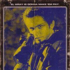 El Wray poster.