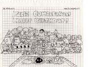 Happy birthday xxsnowpeaxx by superlakitu-d5krypm