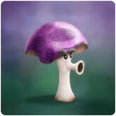 Scaredy shroom by cosmarium-d5z8kyo