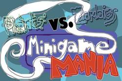 Plants vs. Zombies-Minigame Mania