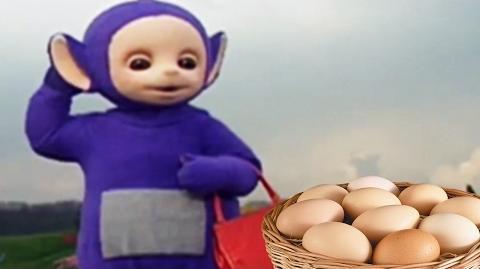 Teletubbies- Boys & Eggs - 186 - Cartoons for Children