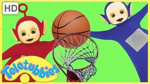 Teletubbies- Full Episode - Basketball - 210
