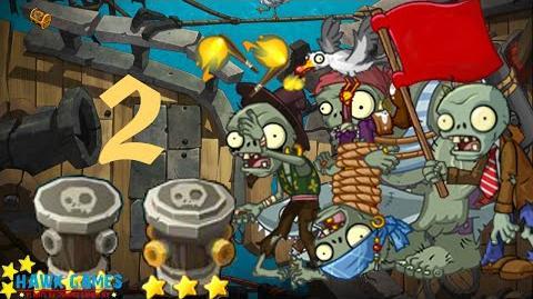 PvZ Online - Adventure Mode - Maritime Hegemony 2