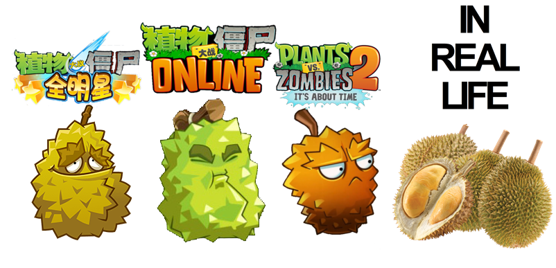 Image - Durian Endurian family.png | Plants vs. Zombies Wiki ...