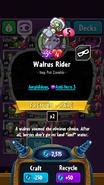 NewWalrus Rider
