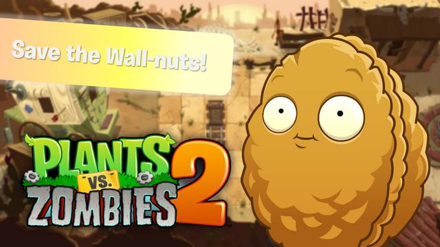 File:PvZ2 SavetheWallnuts WallpaperbyKh07.png
