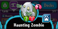 Haunting Zombie/Gallery