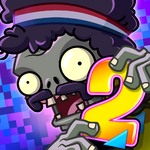 Plants Vs. Zombies™ 2 It's About Time Square Icon (Versions 4.0.1)