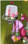 Valenbrainz Bucket head Zombie