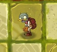 Shrunken Adventurer Zombie