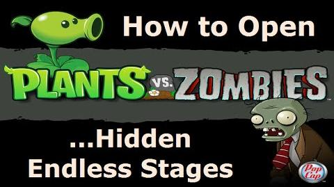 Plants vs Zombies - How to play more Survival Endless Games (Day, Night, Fog, Roof)-0