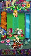 Zombie mission 30 teammate battle 2 part 1