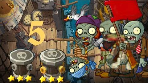 PvZ Online - Adventure Mode - Jia Banhai Shore 5