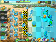 Nicko756 - PvZ2 - Big Wave Beach - Day 15 - 002