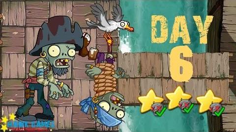 Pirate Seas - Day 6 (Chinese version)