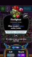 Firefighter statistics