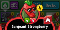 Sergeant Strongberry