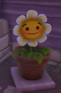Heal Flower in game