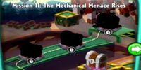 The Mechanical Menace Rises