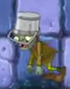 Peasant buckethead