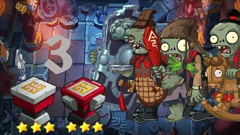 PvZ Online - Adventure Mode - Chessboard Miju 3