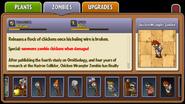 Chicken Wrangler Zombie Almanac Entry