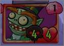 Deadly card leprechaun