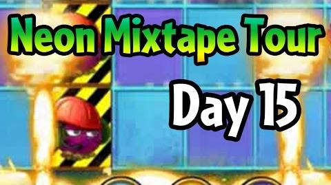 Plants vs Zombies 2 - Neon Mixtape Tour Day 15 (Beta) Yeti in Eighties
