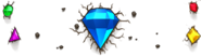 Acheesements bejeweled