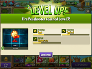 FirePeashooter Level 3