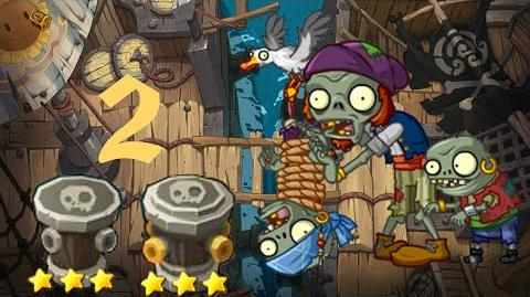 PvZ Online - Adventure Mode - Jia Banhai Shore 2