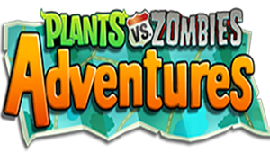 File:PlantsVsZombiesAdventuresLogo.png