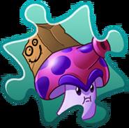 Spore-shroom Costume Puzzle Piece